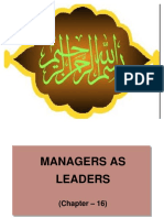 (10) managers as leaders.ppt