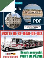 Découverte de Saint Jean de Luz
