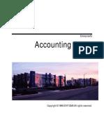IQMS Accounting Setup