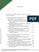 Pero La Carne Es Débil Antropología de Las Tentaci... ---- (ÍNDICE) (1)
