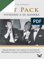 Rat Pack. Viviendo a Su Manera - Javier Marquez Sanchez - 17005 - Spa