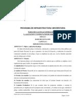 Memoria - Licitación Pública Nº 29.2017 - Quilmes