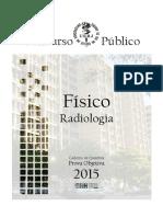17 - Prova Objetiva - Físico - Radiologia