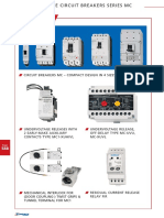 Catalogo Circuit Breakers