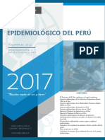 Boletin Epidemiologico Zika
