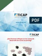 TICAP - Factores que impactan los costos de producción eLearning