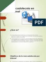 Presentacion mercadotecnia electronica