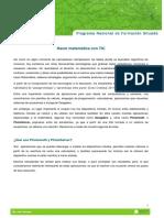 3deg Jornada - Nivel Secundario - Hacer Matematica Con Tic - 17 de Julio de 2017