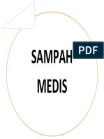 Label Sampah Non Medis