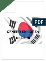 Genero en Corea