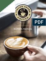 Manual Basico Para La Preparacion de CAFE