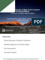 RFF NYISO Carbon Price Analysis