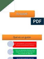 Partes Del Guion
