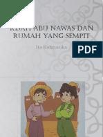 Kisah Abu Nawas Dan Rumah Yang Sempit_kultum Ita