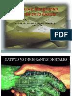 BUENAnativoseinmigrantesdigitalesenlaescuela 130513091607 Phpapp01 Converted