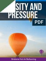 Pressure and Density