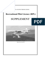 RPL Supplement