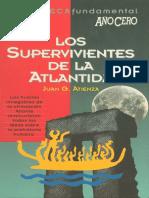 Atienza Juan G - Los Supervivientes De La Atlantida.pdf
