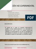 Investigación no Experimental.pptx