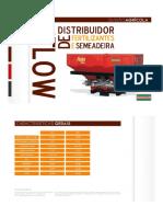 Distribuidor RotaFlow Nogueira