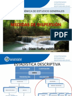 Sesion 6 Medidas de Dispersion Univ