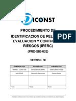 PRO-SIG-002 Proc IPERC DICONST V-0.docx