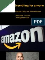 Pecha Kucha Amazon