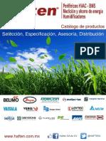 Catalogo de Productos HAFTEN