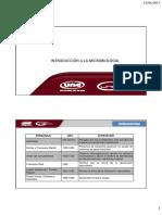 Estructura y Función Celular de Los Microorganismos.