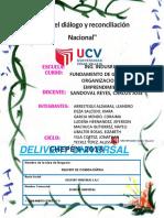 Delivery Universal Informe Terminado
