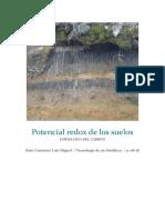 Potencial Redox de Los Suelos y la formaciòn del carbon