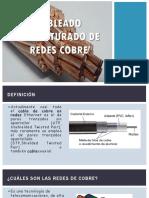 Cableado Estructurado Cobre - Brayam