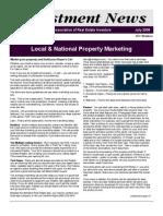 Newsletter July 2008