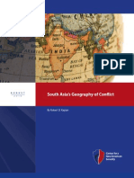 South Asias Geography of Conflict_Robert D. Kaplan_0