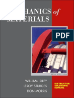 William F. Riley, Leroy D. Sturges, Don H. Morris-Mechanics of Materials - Intructor Solutions manual-Wiley (2006).pdf