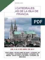 Francia. Catedrales Gã_ticas