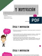 Ética y Motivación