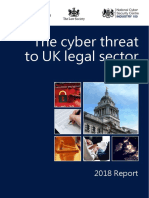 The Cyber Threat to Uk Legal Sector NCSC 2