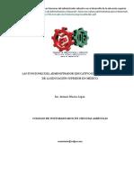"""02) Macías López, A. (2006). """"Las funciones del administrador educativo en el desarrollo de la educación superior en México"""". Actas del Congreso de Administración y Educación. Haci.pdf"""