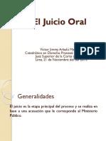 Juicio Oral Perú