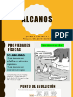 ALCANOS