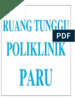 POLI UMUM