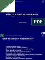 CIAF curso analisis y modelamiento - Presentación