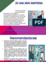 PROMOVIENDO MINIEMPRESA.pptx
