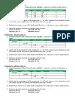 Ejercicios Cálculo Ph