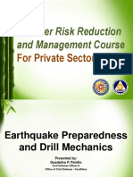 EQ Preparedness