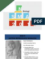Bab 11.9 Sistem Reproduksi Manusia