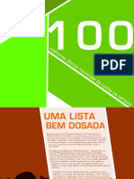 Lista 100 melhores álbuns da música brasileira