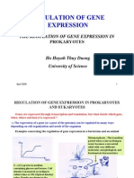 6-Regulation of Gene Expression in Prokaryotes