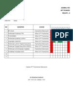 Rencana Kerja Harian 2018 Hj.marfuah